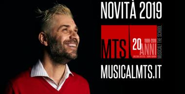 MTS – MUSICAL THE SCHOOL novità 2019