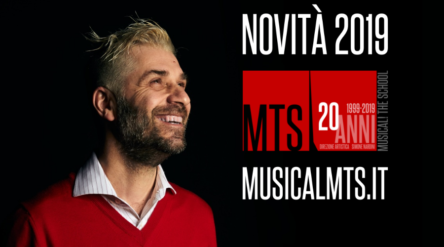 MTS – MUSICAL THE SCHOOL novità 2019