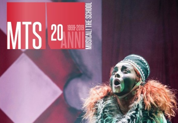 BROCHURE 2020 ACCADEMIA DI MUSICAL MTS – MUSICAL! THE SCHOOL