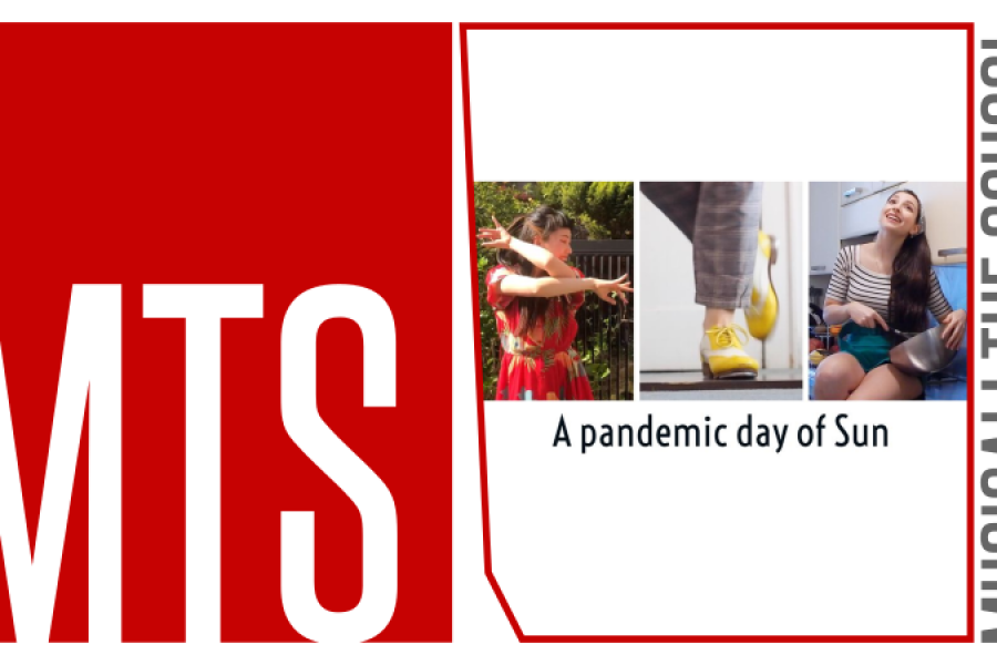A PANDEMIC DAY OF SUN